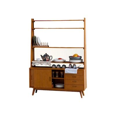 Retro Shelf Cabinet