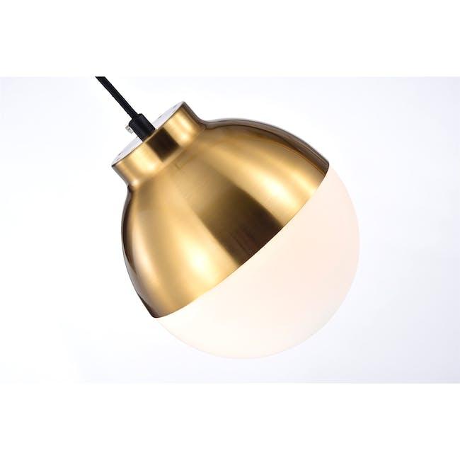 Inga Floor Lamp - Brass - 1