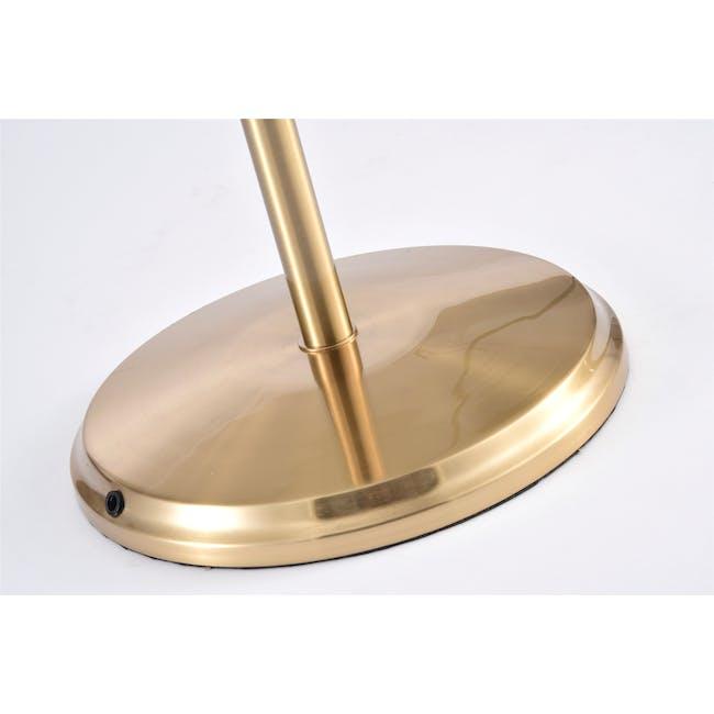 Inga Floor Lamp - Brass - 2