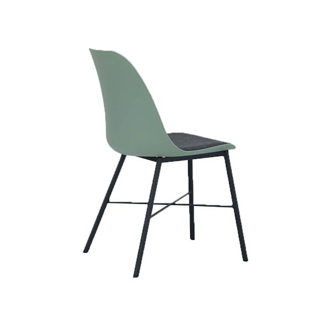 Denver Dining Chair - Dusty Green - 2