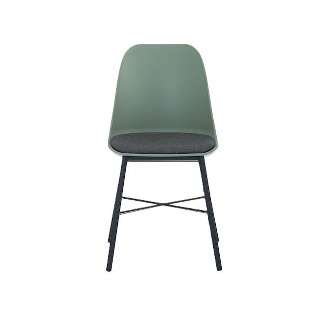 Denver Dining Chair - Dusty Green - 1