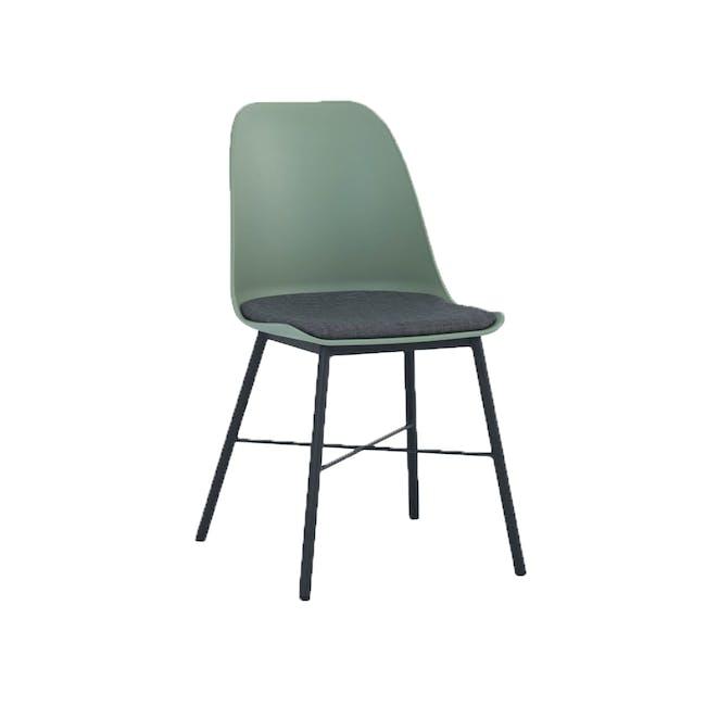 Denver Dining Chair - Dusty Green - 3