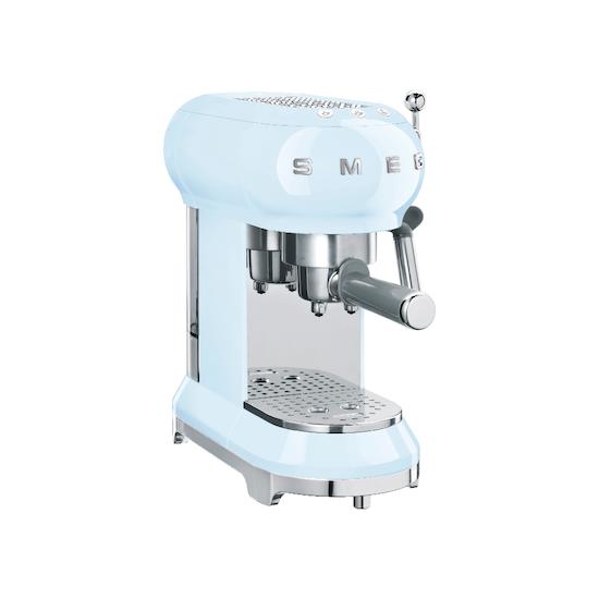 SMEG - Smeg Espresso Coffee Machine - Pastel Blue