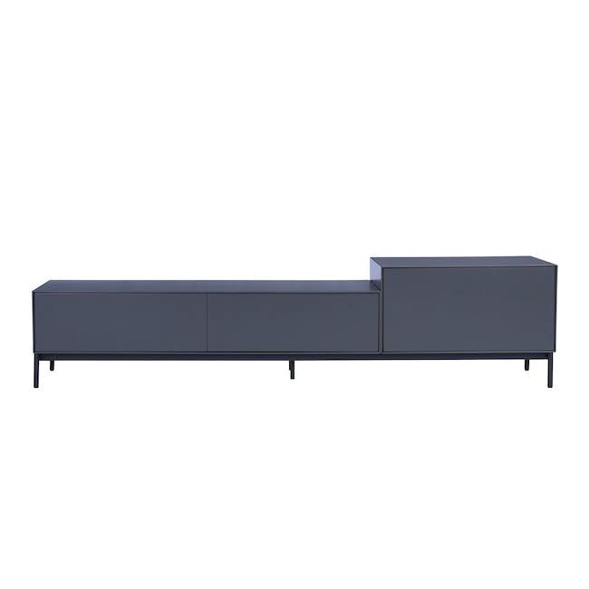 Lamont TV Cabinet 1.8m - Grey - 2