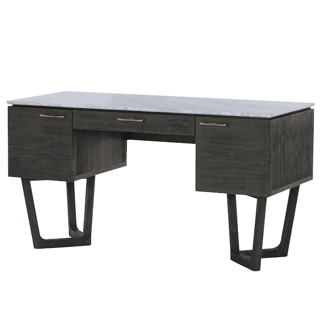 Carson Marble Working Desk - 0