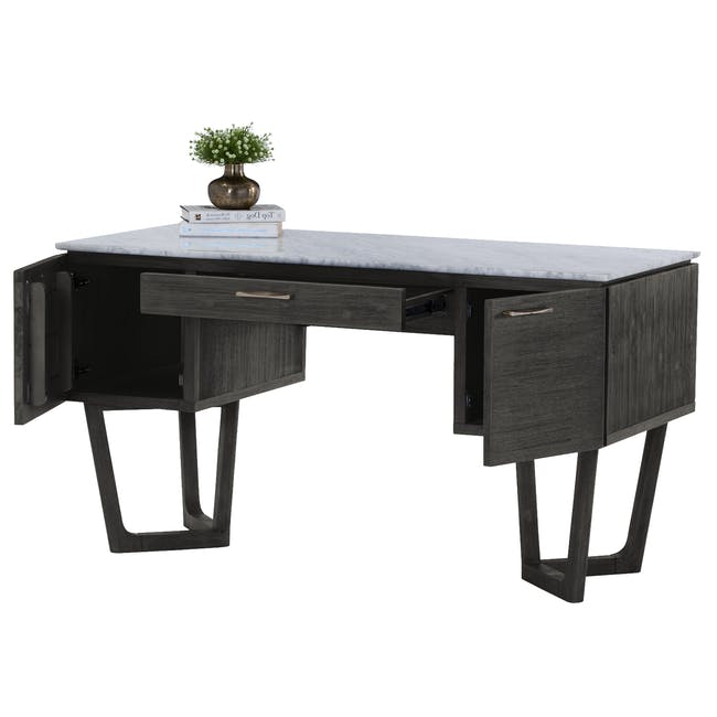 Carson Marble Working Desk - 1