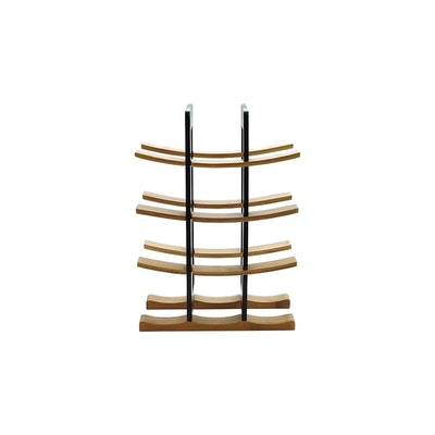 Bamboo Wine Rack - Image 1