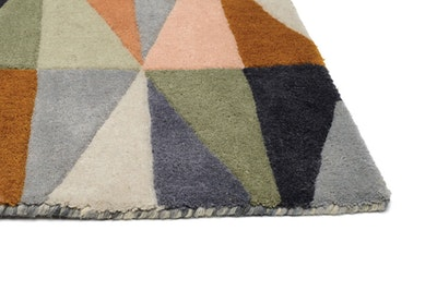 Deltoid Rug 2m by 3m - Powder - Image 2