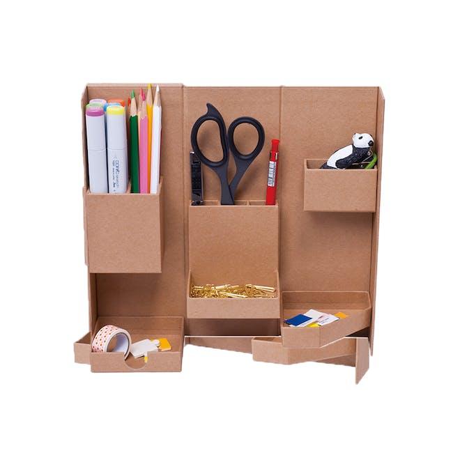 Lifestyle Tool Box - Brown - Medium - 1