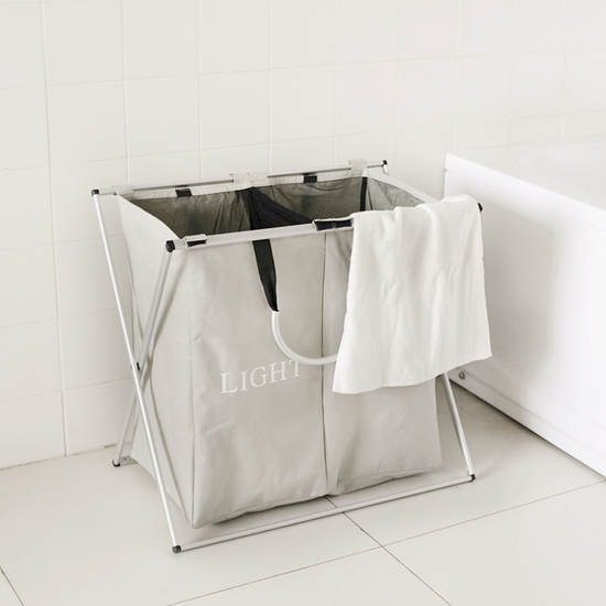 1688 - Jayden Laundry Hamper with Stand