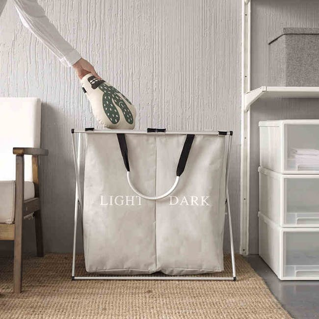 Jayden Laundry Hamper with Stand - 3