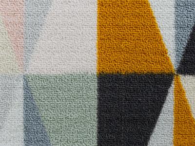 Victoria Rug 2.3m by 1.6m - Blush - Image 2