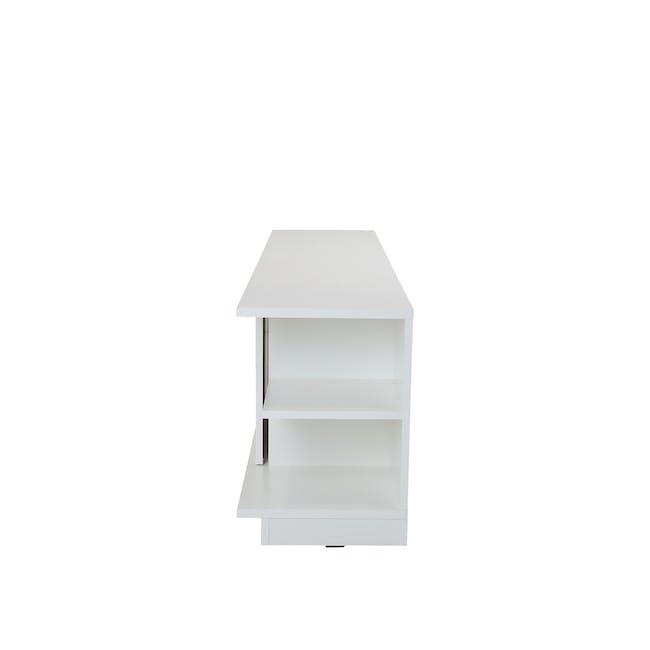 Hollis TV Shelf Rack 1.6m - 5