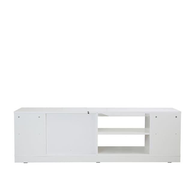 Hollis TV Shelf Rack 1.6m - 3
