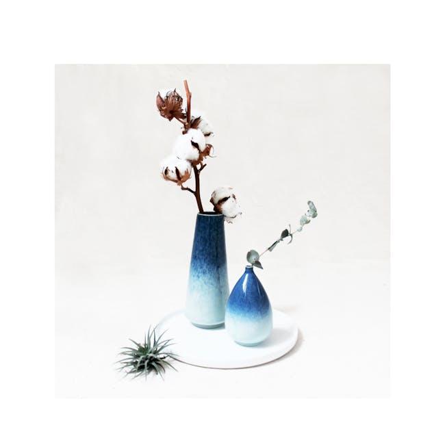 Galaxy Glaze Vase - Cylinder - 1