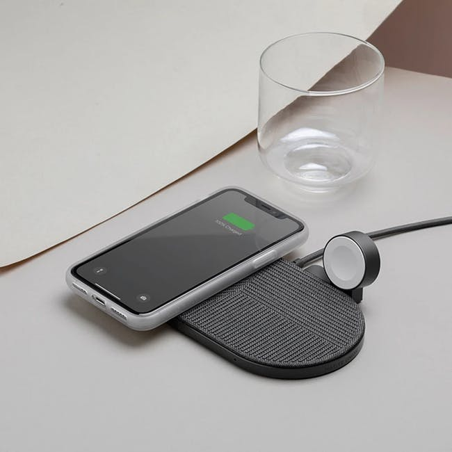 Native Union Drop XL Wireless Charger (Watch Edition) - 5