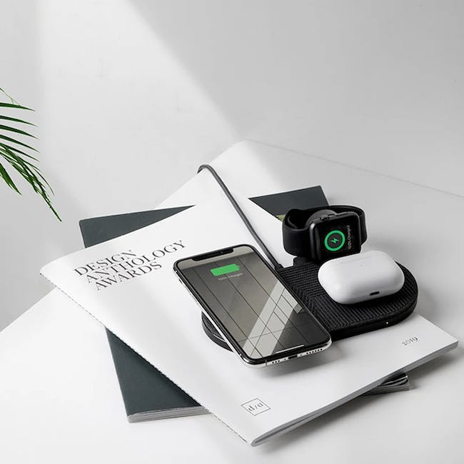 Native Union Drop XL Wireless Charger (Watch Edition) - 4