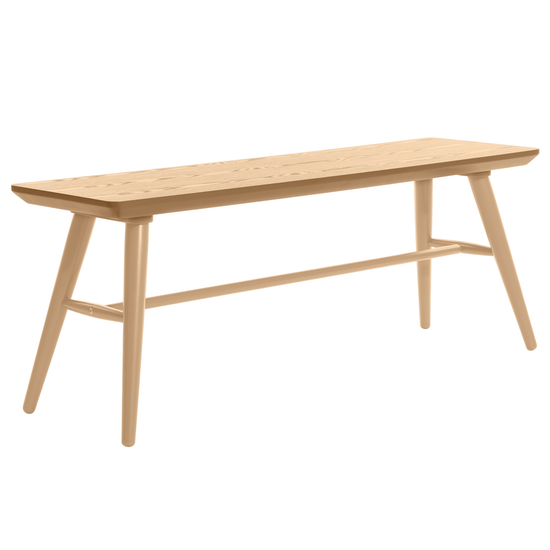 Malmo - Marrim Bench 1.2m - Natural