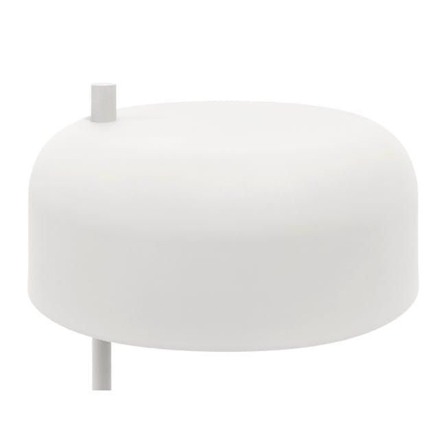 Bridget Table Lamp - White - 4