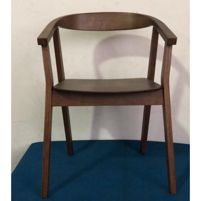 (As-is) Greta Chair - Cocoa - 5 - 2