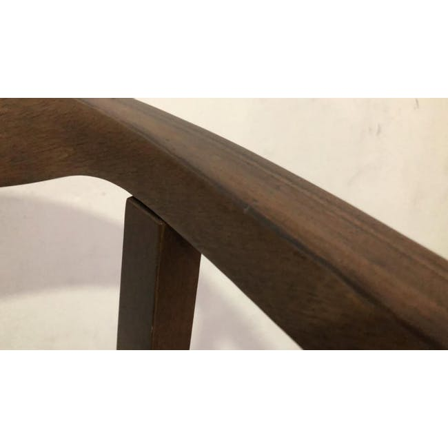 (As-is) Greta Chair - Cocoa - 5 - 13