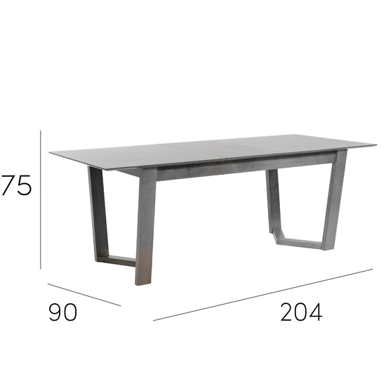 Meera Extendable Dining Table 16m