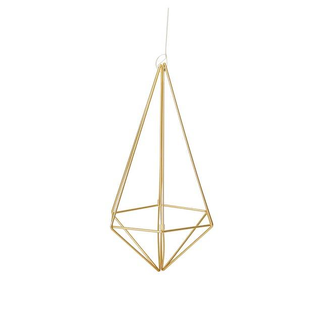 Prisma Wall Decor - Brass - 4