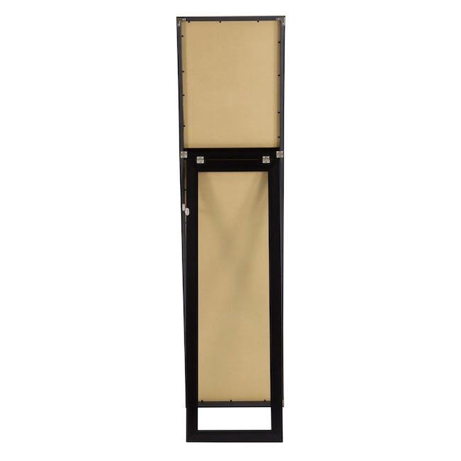 Zoey Standing Mirror 30 x 150 cm - Black - 4