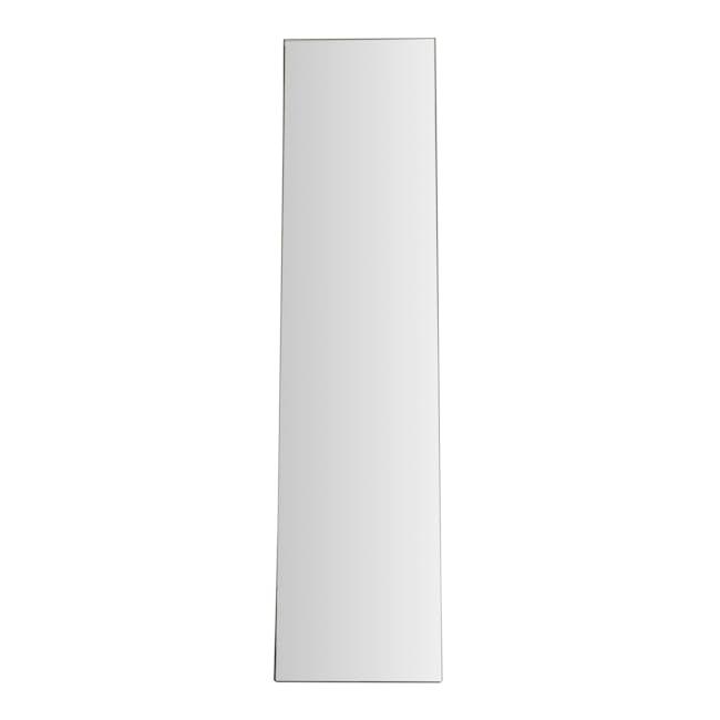 Zoey Standing Mirror 30 x 150 cm - Black - 1