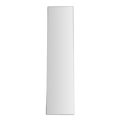 Basic Standing & Wall Mirror - Black