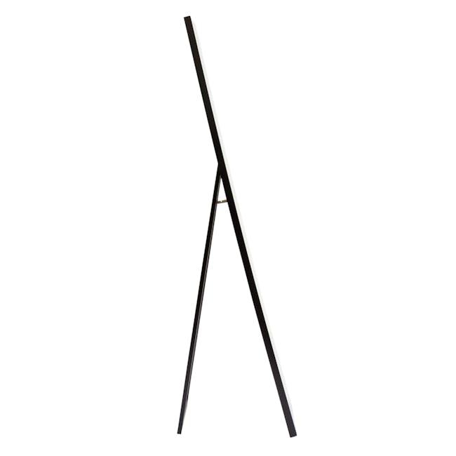 Zoey Standing Mirror 30 x 150 cm - Black - 2
