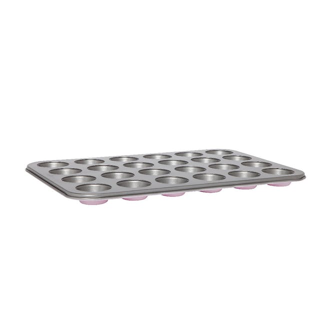 Wiltshire Two Toned Mini Muffin Pan 24 Cup - 0