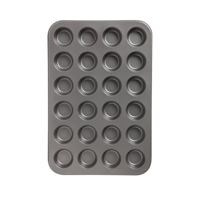 Wiltshire Two Toned Mini Muffin Pan 24 Cup - 2