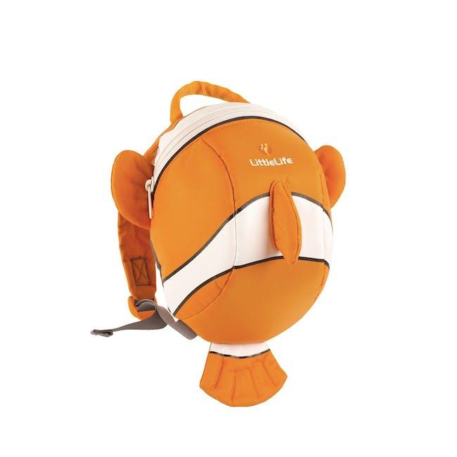 LittleLife Animal Toddler Backpack - Clownfish - 0