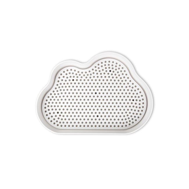 Drain Cloud Glass Drainer Tray - 0