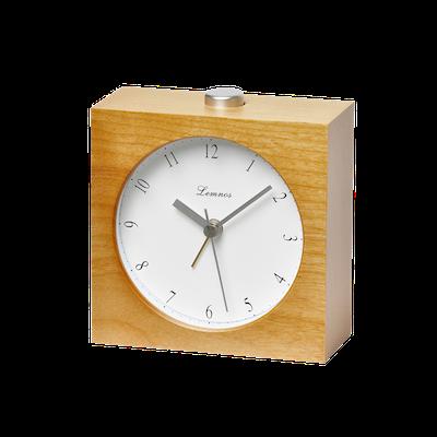 Nocturne Alarm Clock - Natural - Image 2