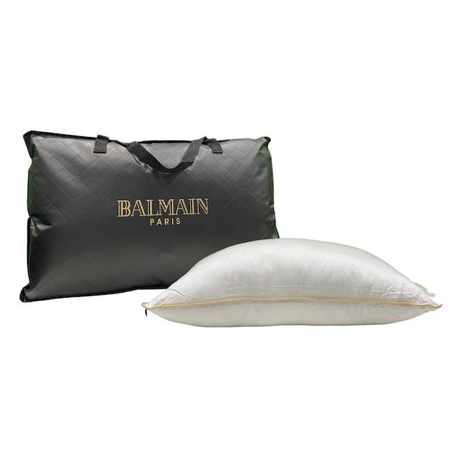 Balmain Premium Tencel DownFeel Pillow - Firm, 1700gm - 0