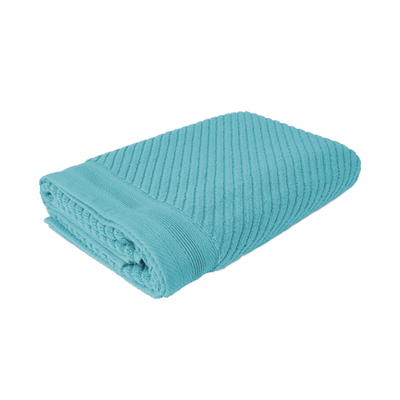 EVERYDAY Bath Towel - Teal Green - Image 1