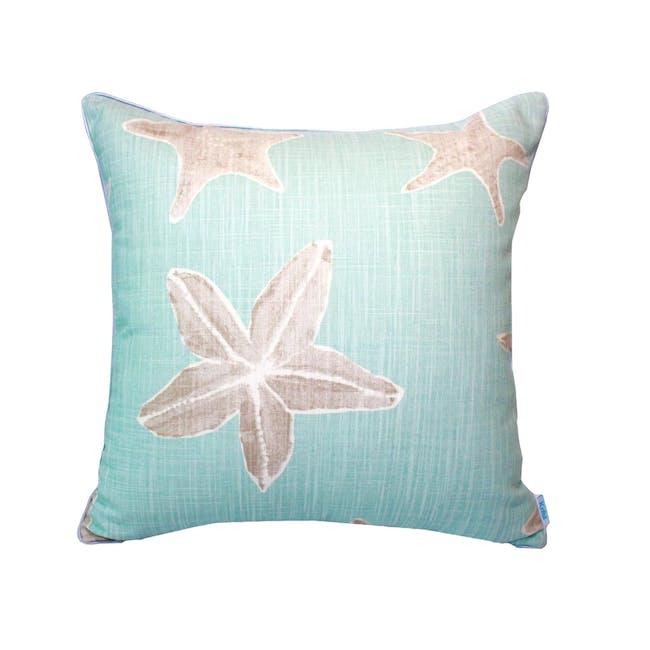 Sea Life Square Cushion - 0