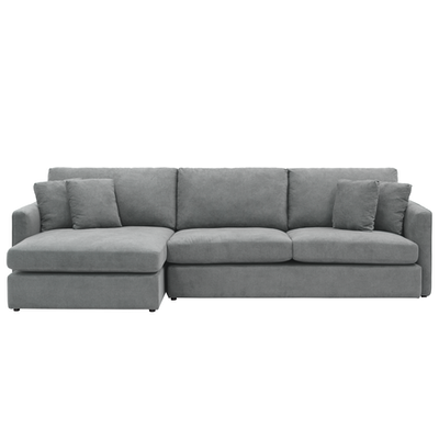Sofa L Vimle Corner Sofa 5 Seat Farsta Black Ikea Thesofa