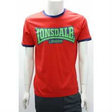 Mens Tshirt - Official Red w/ Green Logo