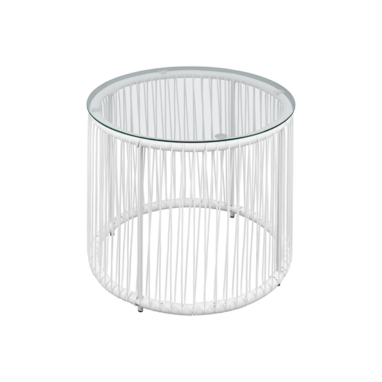 Acapulco - Acapulco Coffee Table - White