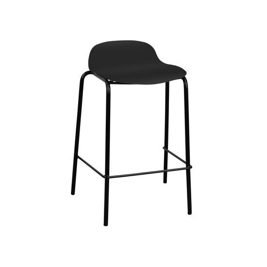 Lichang - Owen Counter Chair - Black