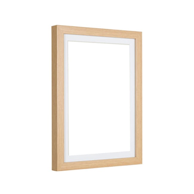 A1 Size Wooden Frame - Natural - 0