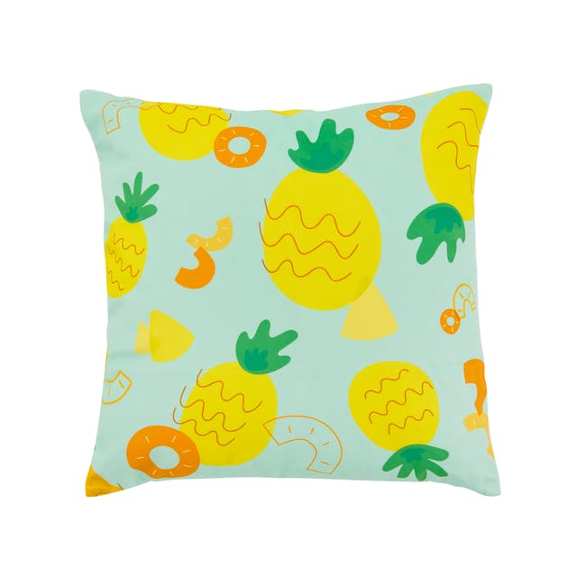 Fortune Pineapple Cushion Cover - 0