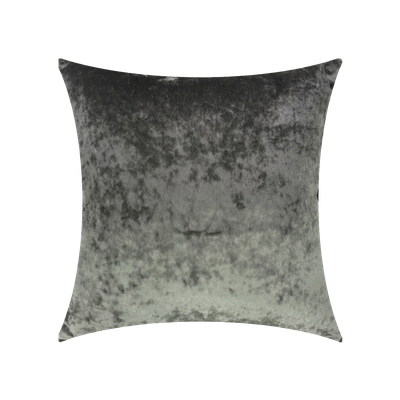 VELVET Cushion Cover - Silver - Image 2