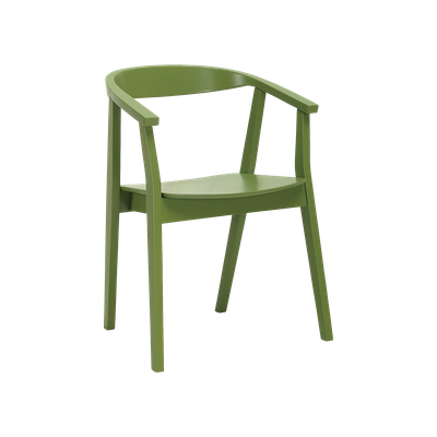 (As-is) Greta Chair - Green - 1 - Image 1
