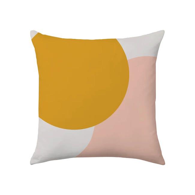 Faye Plush Cushion - 0
