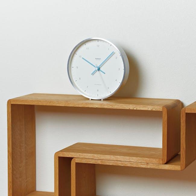 Mizuiro Clock - Gray - 1