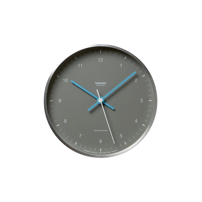 Mizuiro Clock - Gray - 0